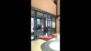 [TRONCO] Automatic Sliding door 橫拉自動門