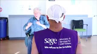 SAGE: 40 Years of Improving the Lives of LGBT Elders