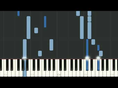 Pachelbels Canon in D arranged for piano  Jim Paterson  synthesia