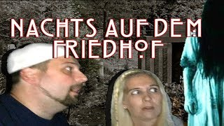 Nachts auf dem Friedhof die weiße Frau | HLP
