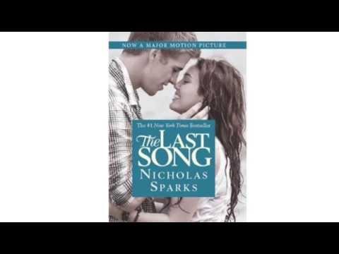 The Last Song Book Reveiw