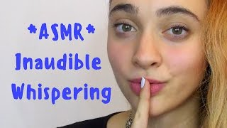 Asmr Shh Pure Inaudible Whisper