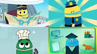 StoryBots | What To Be When You Grow Up | Songs About Professions For Children