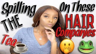 Baixar 5 Hair Companies That Cannot Be Trusted ! PLEASE BEWARE ! #KEEPINITREAL | 2018