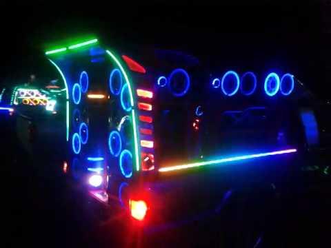 เครื่องเสียงรถยนต์ป่าตองออโต้ซาวด์ภูเก็ต โชว์นครศรีธรรมราช
