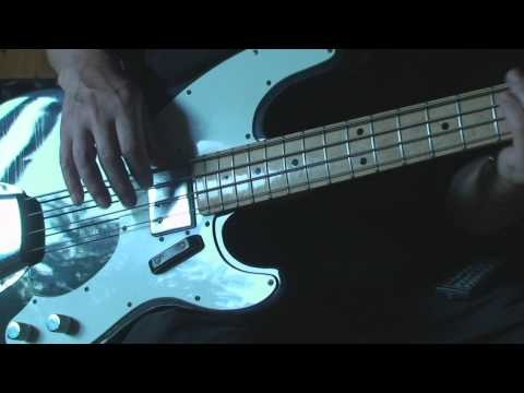 1972 Fender Telecaster Bass Review and Demo