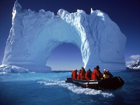 Ten Reasons Why to Travel to Antarctica - Travel review to Antarctica