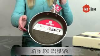 Сковорода Latte Rondell 24 см RDA 283