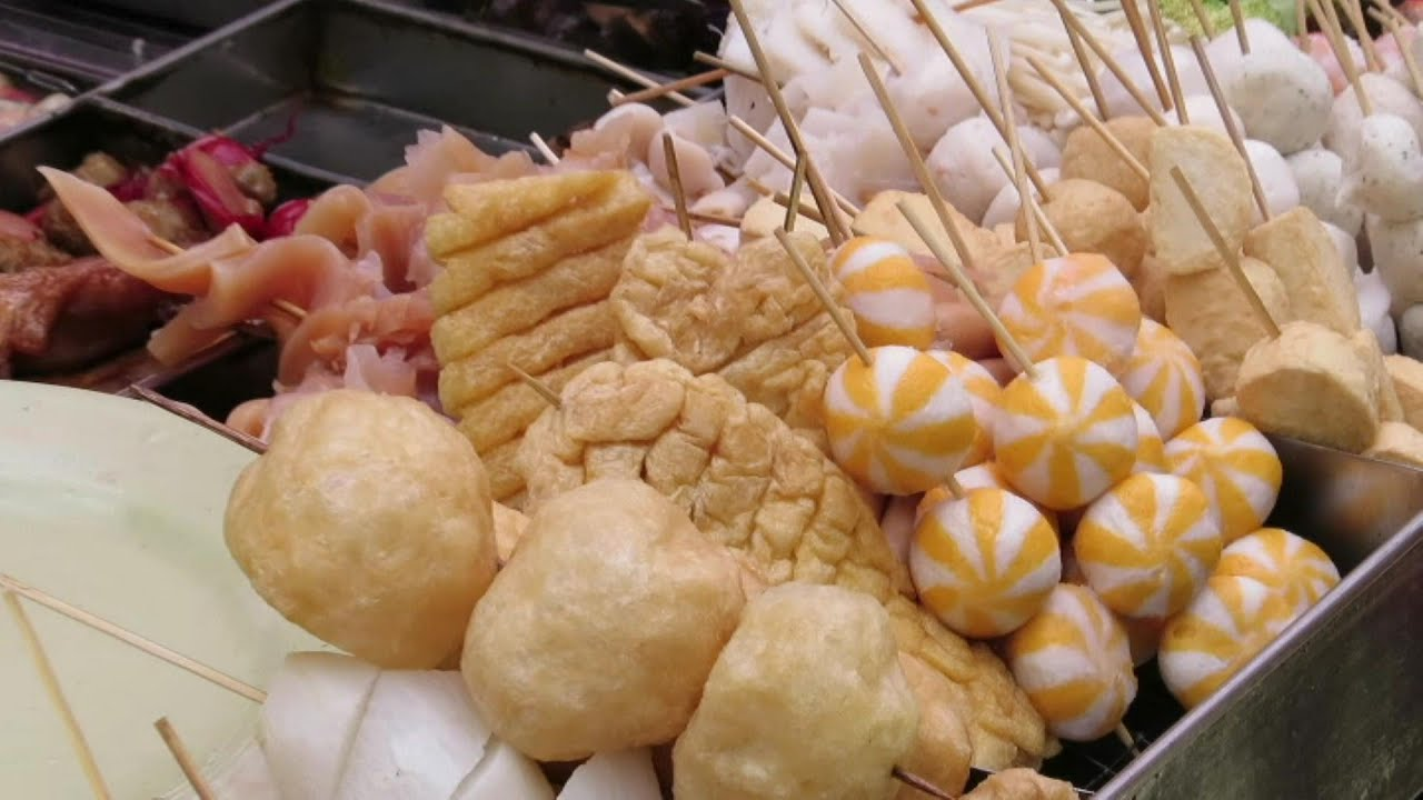 Street Food Of Macau China Seen In The Old Town YouTube - The 12 best streets foods in italy