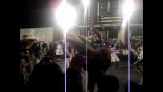 CARNAVAL TEPEYANCO TLAXCALA 2012  (LANCEROS LA GARLOPA) - BANDA SUPER CONEJO CURIEL