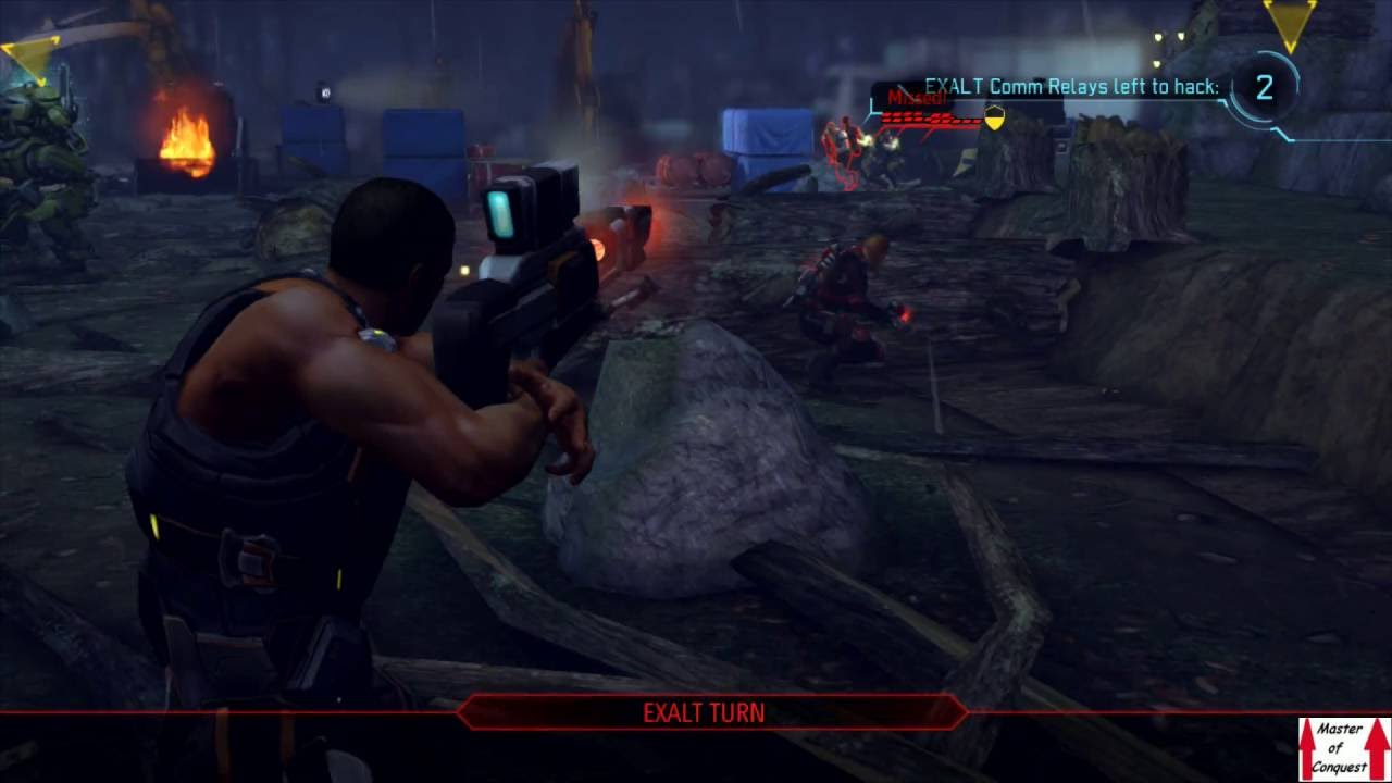 Xcom Enemy Within Arc Throwerncpro
