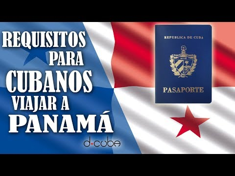 Requisitos Para Cubanos Viajar A Panamá 2017