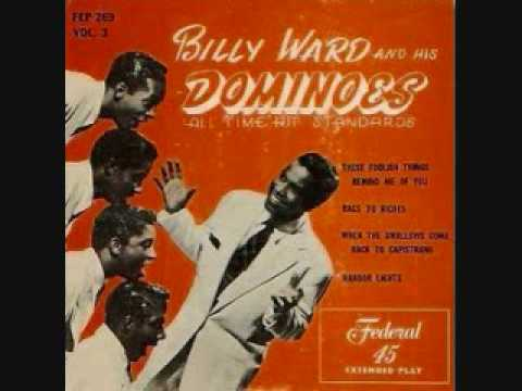Billy Ward and His Dominoes with Jackie Wilson - Rags to Riches (1953)