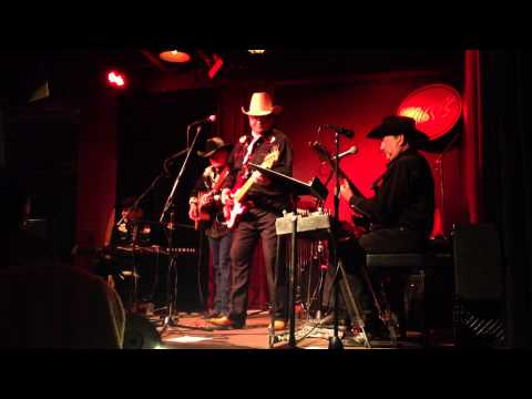 Tribute to Johnny Cash, Dusty Drapes and the Dusters, Nissi's, Louisville, CO 10 10 13