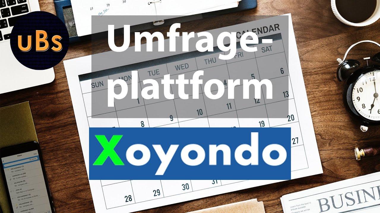 Doodle-Alternative Xoyondo | Webtipps