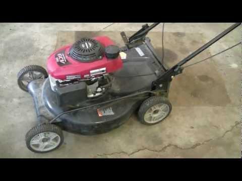 Craftsman Lawnmower Drive Belt & Blade Adapter Repair