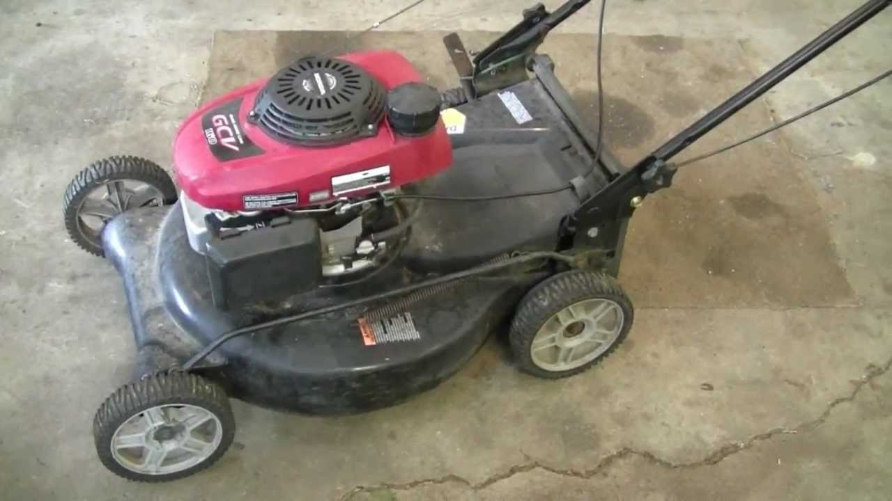 Craftsman Rotary Lawn Mower 700 Series