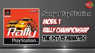 Mobil 1 Rally Championship - PlayStation (1st 15 Minutes) Ep. 1