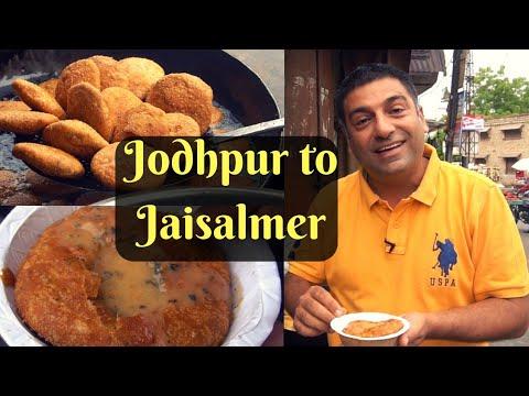 Jodhpur to Jaisalmer via Barmer | Rajasthan Tour