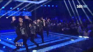 BTOB [사랑밖에 난 몰라] @SBS Inkigayo 인기가요 20121104