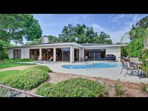 Pirates Cove Tampa Waterfront Home for Sale