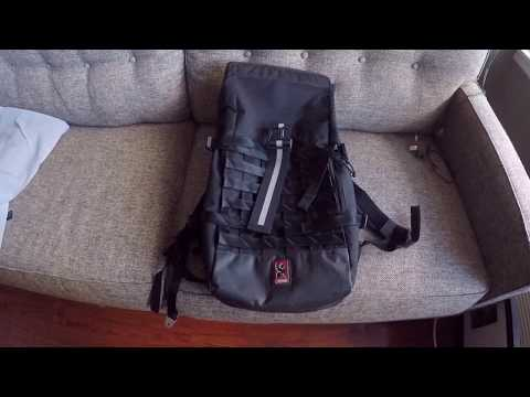 Chrome Barrage Backpack Review