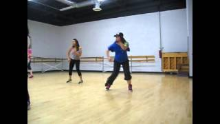 Hit The Floor - Zumba @ 34 Weeks Pregnant
