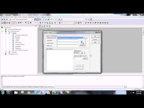 ms sql server & informatica