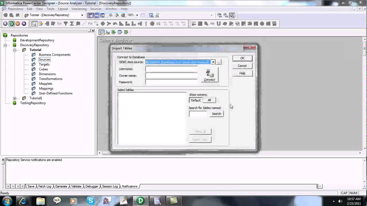 Informatica software for windows 7