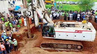 Incredible Fastest Borewell Drilling Machines - Biggest Modern Heavy Equipment Machines Working