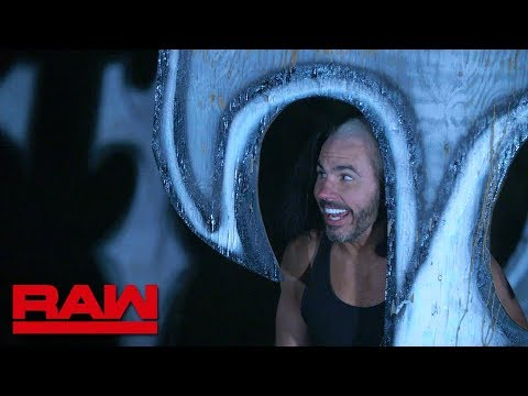 Hardy & Wyatt play a twisted game of Hide and Seek - The Ultimate Deletion: Raw, March 19, 2018