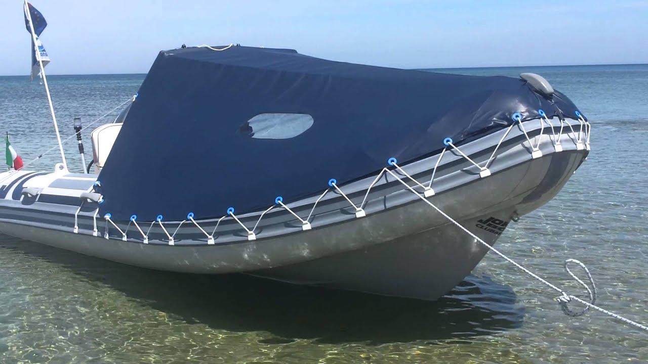 Joker Boat Clubman 16 tenda nautica in acqua | Doovi