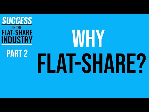 Why Flat-shares? GIAN PAOLO ALIATIS