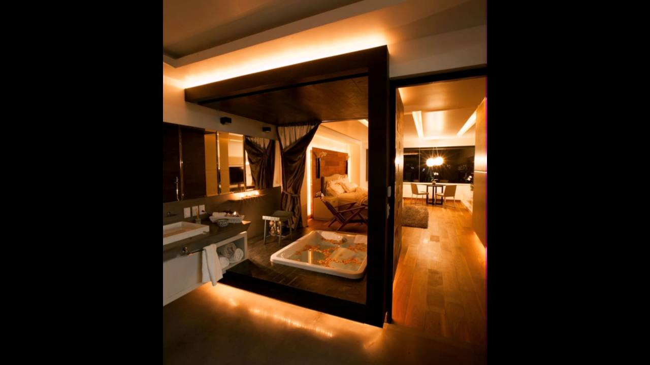 Ergonomischer Bad Raum neben dem Schlafzimmer  YouTube