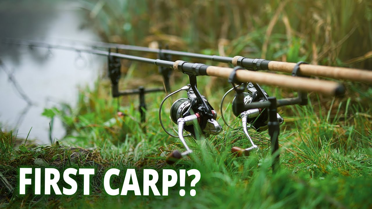 Early Fall Carp Fishing – Will We Manage To Catch Our First Carp?