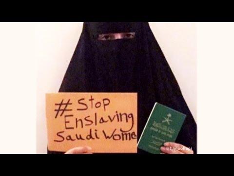 #StopEnslavingSaudiWomen: Protesting against male guardianship | Follow the Hashtag
