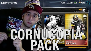 Madden 15 Ultimate Team - Cornucopia Pack Live Face Cam