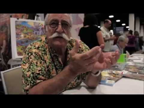 Sergio Aragonés: The Truth about Drawing Fast