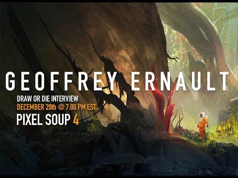 PIXEL SOUP 4: INTERVIEW WITH GEOFFREY ERNAULT