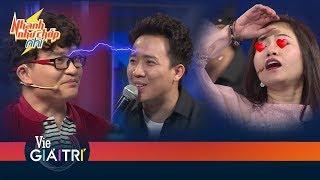 Trấn Thành mếu máo nhớ Hariwon vì đụng độ tiền bối đáng gờm | NHANH NHƯ CHỚP NHÍ - Mùa 2 - Tập 8