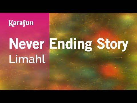 Never Ending Story - Limahl | Karaoke Version | KaraFun