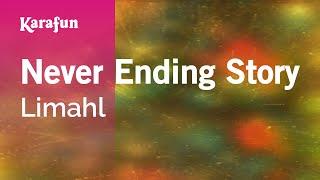 Karaoke NeverEnding Story - Limahl *
