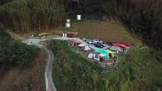 只是想單純的飛翔於天際飛著飛著無意中看見了高山中最高的露營區上網去...
