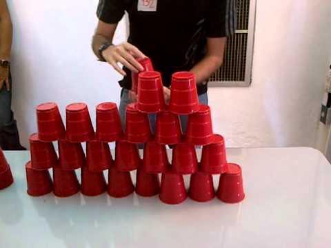 Jugando Los Vasos Egipcios En Menos De 1 Minuto Youtube