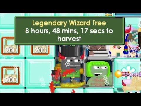 Growtopia - Buy Thingamabob Cheap + Making legendary Wizard