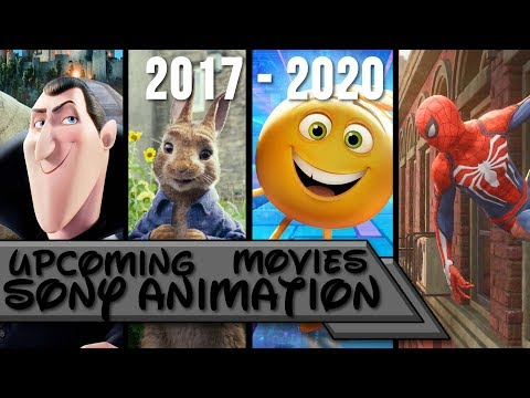 Upcoming Sony Animation Movies 2017 - 2020
