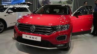 NEW 2019 Volkswagen T-Roc - Exterior & Interior Video