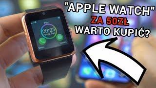 Kupiłem PODRÓBKĘ Apple Watcha  CZY WARTO?