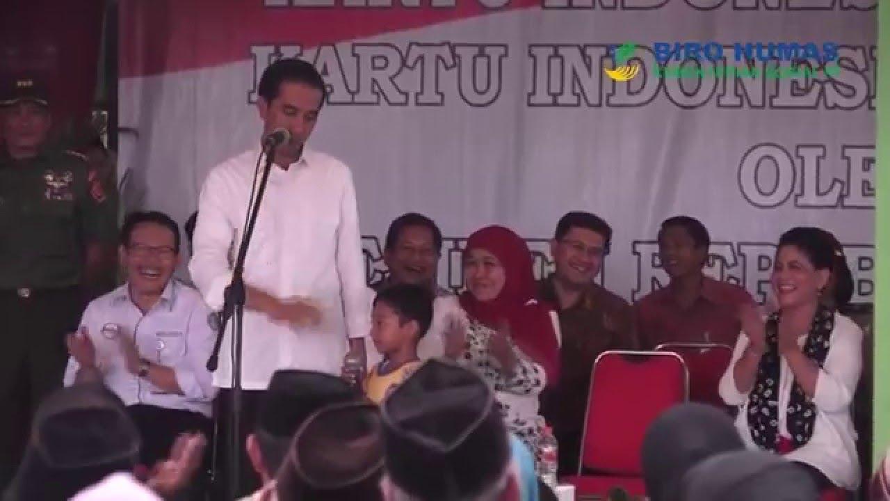Download Keberanian Anak Jawa Timur saat Menjawab Pertanyaan dari Presiden RI
