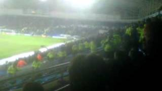 Cardiff City VS Stoke City 18/01/11 FA CUP REPLAY 3RD ROUND IN THE STANDS